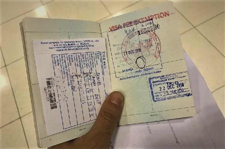 How To Apply For Thailand Visa On Arrival Fees Waiver Extended Till Apr 30 2020 Offbeat Explorers